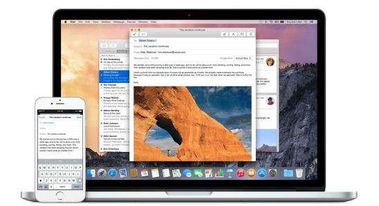 苹果Mac OS X 10.10 Yosemite正版系统免费下载