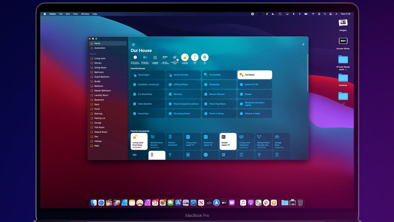 苹果MacOS Big Sur 11.0正式版系统下载